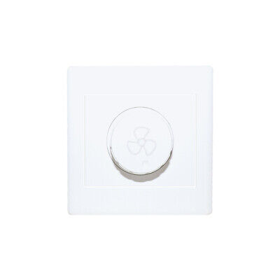 Useful Home Control Ceiling Fan Speed Adjustment Wall Switch Button 220V 10A