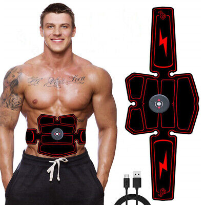 Ultimate Slim Stimulator Abdominal Muscle Training Toning Belt Waist Trimmer ABS