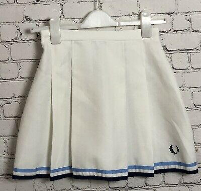"""Vintage Fred Perry Tennis Skirt Size 24"""" waist"""