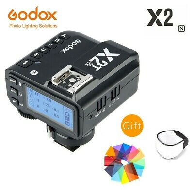 Godox X2T-N TTL 2.4G Wireless Transmission Flash Speelite Trigger For Nikon