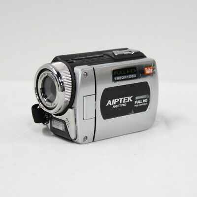 Aiptek AHD T7 Pro Full HD Pocket DV Camcorder #454
