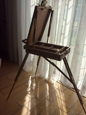 Large Artist Easel Tripod Stand Folding Art