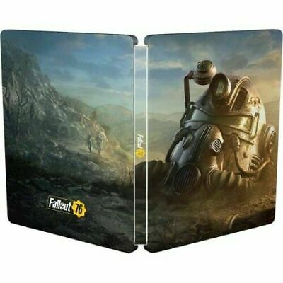 Fallout 76 power armor edition Ps4 brand new