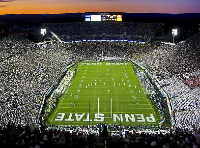 TWO(2) PENN STATE NITTANY LIONS vs U of PITT PANTHERS FOOTBALL TICKETS 9/14/19
