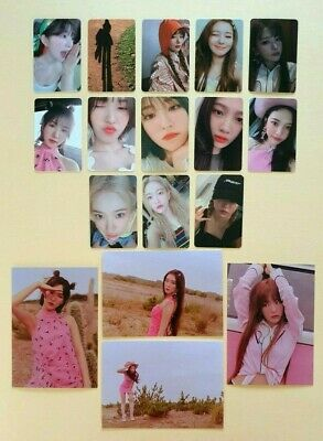 Red Velvet The ReVe Festival' Day 2 Umpah Umpah Official photocard - choose each