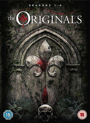 The Originals: Seasons 1-4 DVD New UNSEALED MINOR BOX WEAR