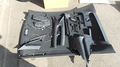 Ford focus 5 door only head lining and TRIM kit complete set 05 - 2010  ST 225