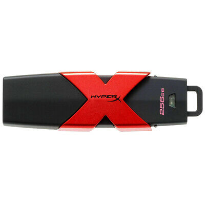 Kingston HyperX Savage USB3.1 Lecteur Flash Drive Memory Stick 350 Mo / s G5V6