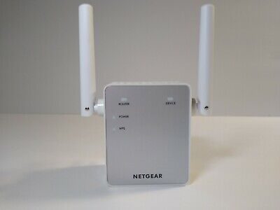 Netgear AC750 WiFi Range Extender EX3700 - Coverage Up to 1000 sf & 15 Devices