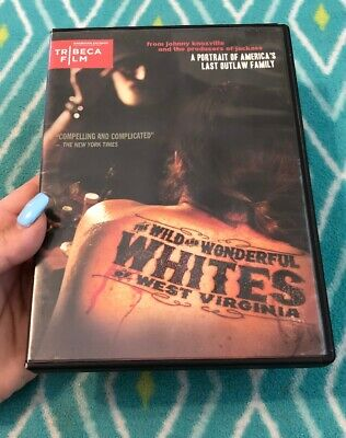 The Wild and Wonderful Whites of West Virginia (DVD, 2010) Rare* Oop