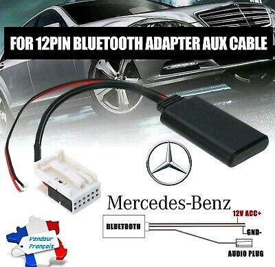 Module Bluetooth Mercedes A, B, E, CLS W219 W169 W245 W203 W209 ML
