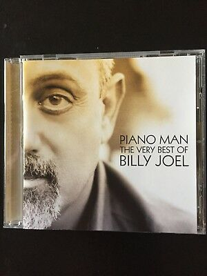 Piano Man The Very Best Of Billy Joel Used 18 Track Greatest Hits Cd Pop Rock
