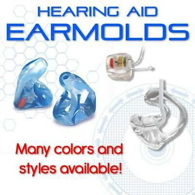 Custom Earmold Service (We will make custom ear molds for your hearing aids) USA