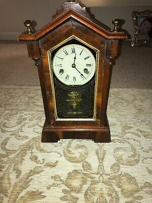 Jerome And Co Antique Clock