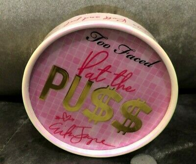 Too Faced Erika Jayne, Pat the PUSS PU$$ Kissable Body Shimmer, New in Box