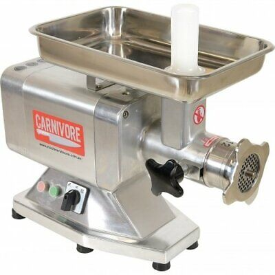 MM-12 Electric Meat Mincer - Stainless Steel