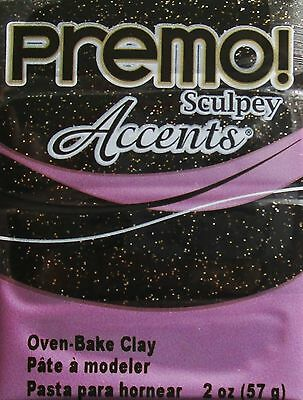 Sculpey PREMO ACCENTS - Polymer Clay - 57g - TWINKLE TWINKLE