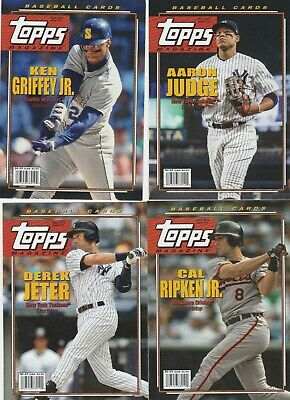 2019 Topps Archives Baseball Topps Magazine U-Pick Complete Your Set
