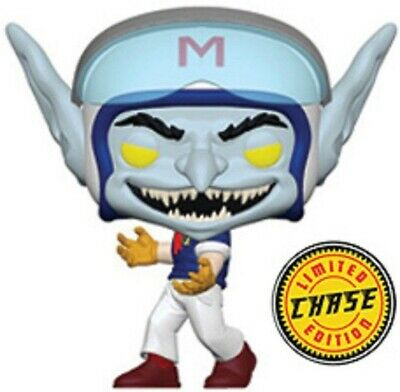 Pre Order!!!! Funko Pop! Speed Racer - Speed In Helmet Chase! W/Pop Protector