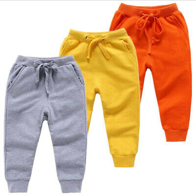 Kids autumn Spring Clothes Girls Pants Children Trousers for baby boys harem pan