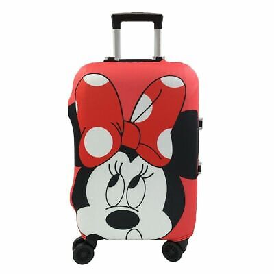 Minnie Mickey Suitcase Luggage Cover Elastic Case For 19-32 Inch Dust Protective
