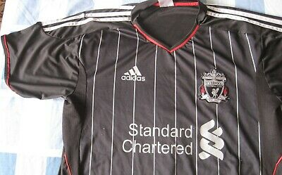 Shirt Camiseta Trikot LIVERPOOL Adidas Season 2016 Size L away