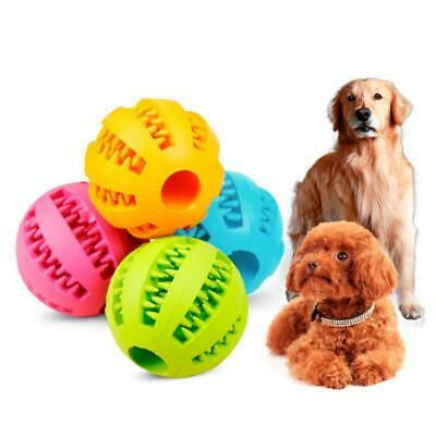 Chew Toys For Pet Dog Toy Interactive Balls Pet Dog Puppy Ball Tooth Clean 2019N