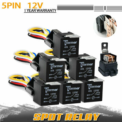 Relays, Electrical & Ignition, Motorcycle Parts, Parts ... on