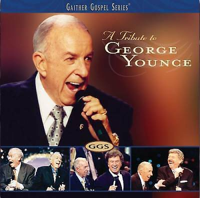 Tribute to George Younce by Bill Gaither & Gloria