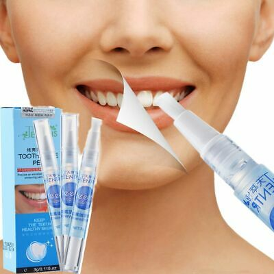 Care Toothpaste Pen Teeth Whitener Gel Tooth Bleaching Stain Remover Clean