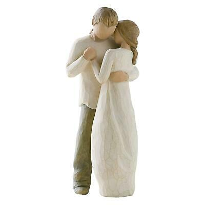 Willow Tree Promise Figurine Wedding Gift Couple Figure Ornament Home Love New