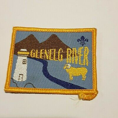 Glenelg River Scout District Patch Badge