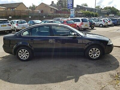 2004 Vw Passat 2.0 Petrol With Full Years M.o.t