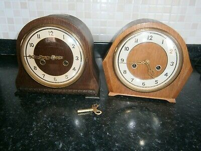 SMITH/ENFIELD STRIKING CLOCKS (Working spares)