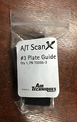 Air Techniques #3 ScanX Phosphor Plate Guide