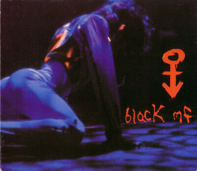 PRINCE - BLACK MF - CD LIVE in PARIGI 1993 DIGIPACK  - NM
