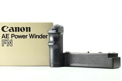 【MINT in box】 Canon AE Power Winder FN Motor Drive for New F-1 from Japan 712
