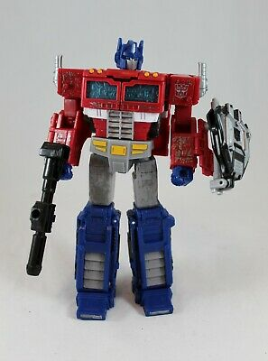 Transformers Siege War for Cybertron Voyager Class Optimus Prime Complete