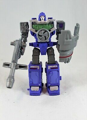 Transformers Siege War for Cybertron Refraktor Deluxe Class Reflector Complete