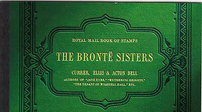 GB 2005 DX34 Prestige Stamp Books -  The Bronte Sisters - Mint Condition