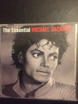 The Essential Michael Jackson Used 38 Track Greatest Hits Cd Pop Soul R&B 70s 80