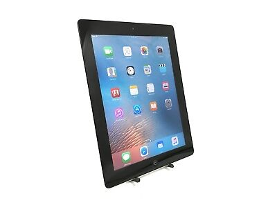 Apple iPad 2 (A1395) 16GB, Wi-Fi, 9.7in, Black (Tablet Only) - C Grade