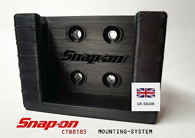 Snap-On CTB8185 18V Battery mount accessory- 3D Printed
