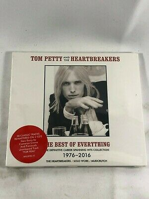 Tom Petty And The Heartbreakers The Best Of Everything. 1976-2016. 2-CD's #F32