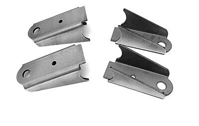 CLICK 6 HARNESS TABS WELD ON FOR POLARIS CLICK 6 SEATBELTS /HARNESSES-4 Tabs