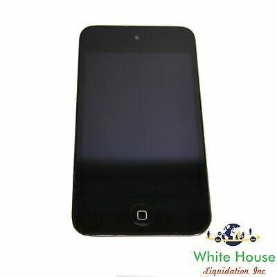 Apple iPod Touch 4th Generation 8/16/32/64 GB A1367 (Black/White)