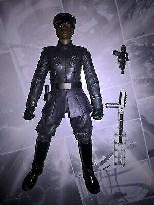 "Star Wars The Black Series #51 6"" Tlj Finn (First Order Disguise) Action Figure"