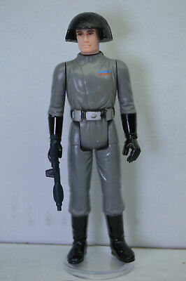 Vintage Star Wars Death Squad Commander 1977 COMPLETE NO REPROS KENNER **NMINT**