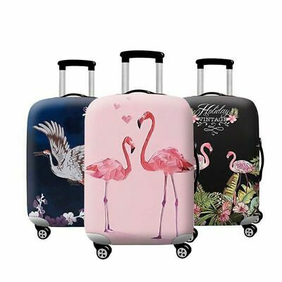 Elastic Fabric Luggage Protective Cover Trolley Dust Cover Travel Accessories