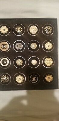 Chanel button Collection, Mixed Lot